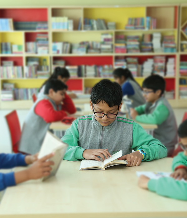 Bookworm Club || Lotus Valley International, Gurgaon