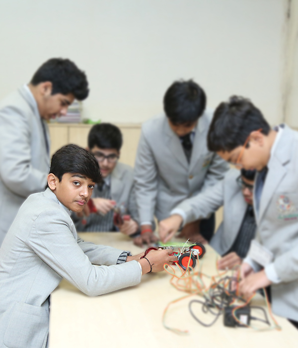 Engineering Club || Lotus Valley International, Gurgaon