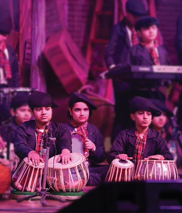 Sweet Melodies Club (Indian Vocal) || Lotus Valley International, Gurgaon