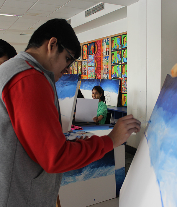 Painting Club || Lotus Valley International, Gurgaon