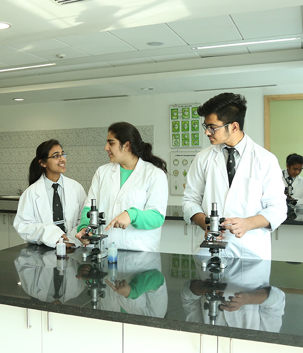 Science and Environmental Club || Lotus Valley International, Gurgaon