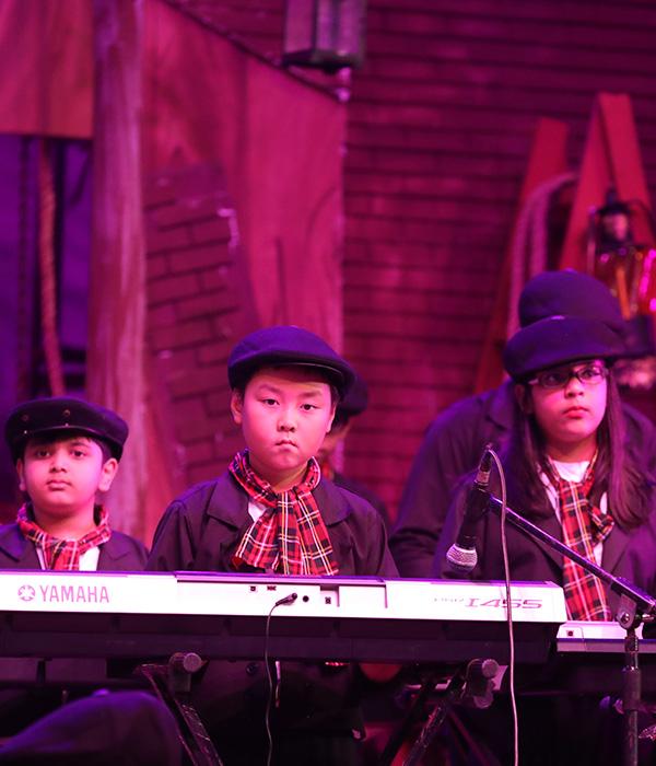 Sweet Melodies Club (western vocal) || Lotus Valley International, Gurgaon
