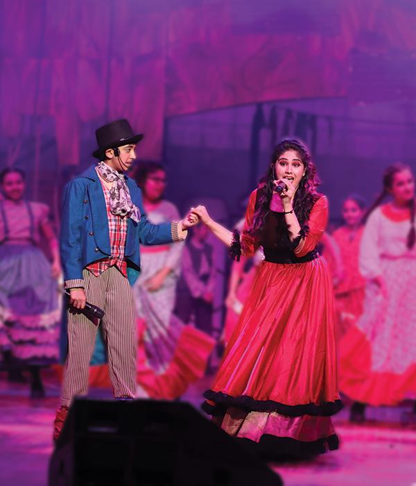 Young Theatre Club || Lotus Valley International, Gurgaon